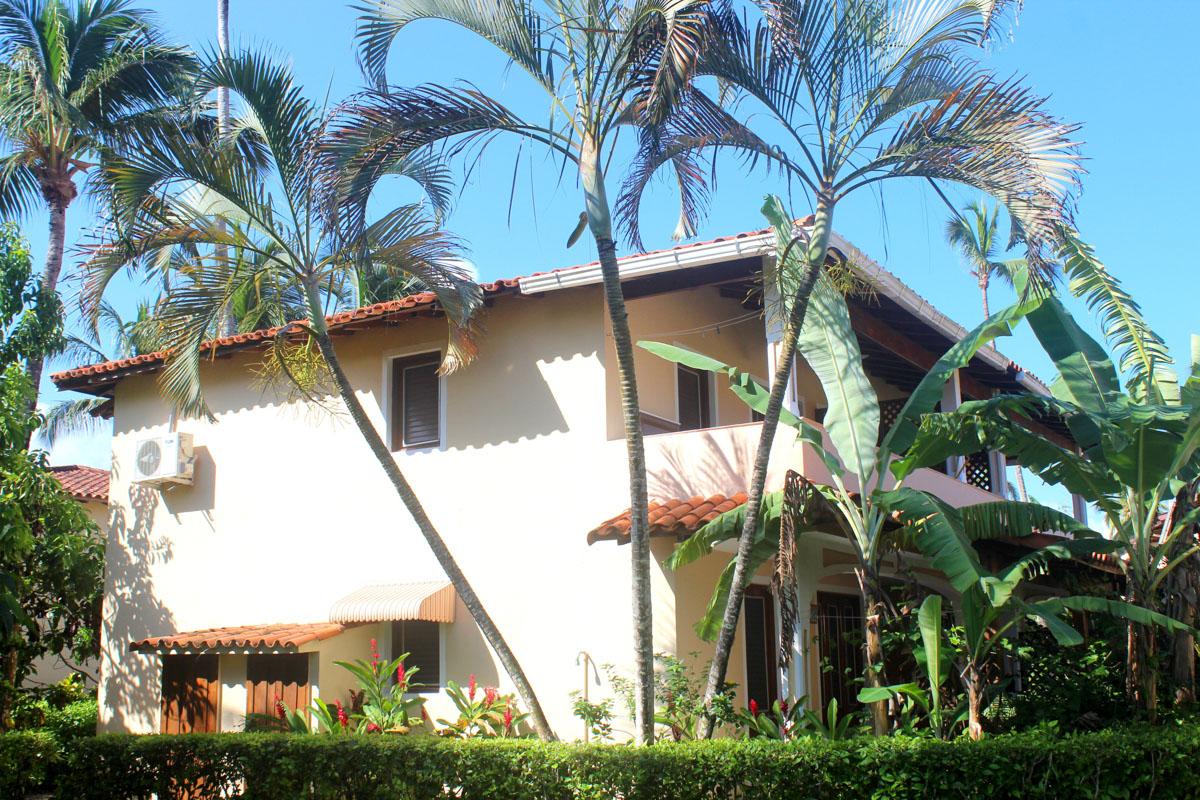 Apartamento en residencial con calma frente a la Playa
